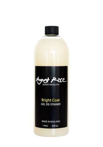 August Race Bright Coat - Gel Coat De-stainer Treatment